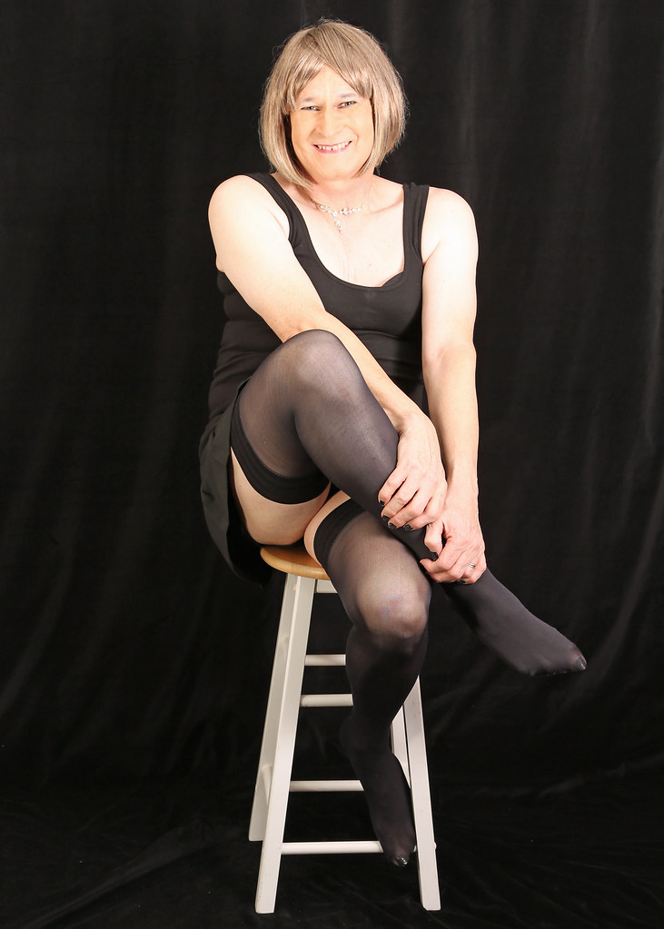 Mature hold ups remarkable, very