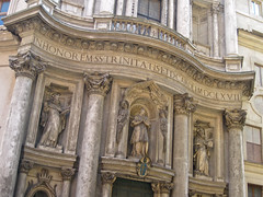 Sant'Andrea al Quirinale, Rome, Italy (Robby Virus) Tags: italy rome church saint italian catholic christ roman religion andrew chiesa christianity quirinale jesuit chirch
