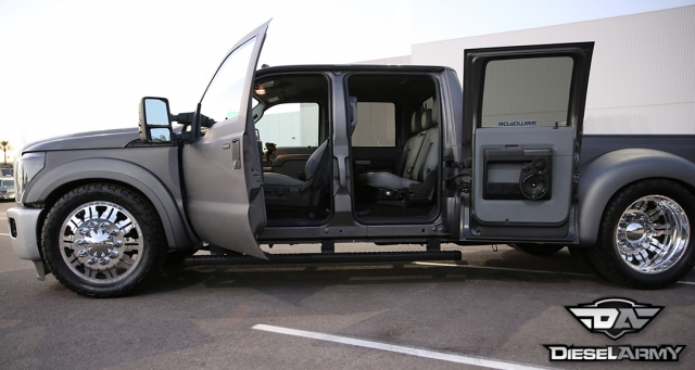 dually 2014 ford f350 project blackrhino build start finish by msa diesel army americanforce amerianforcewheels forces truck