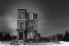 Black Brush beauty (Notkalvin) Tags: old house detroit 19thcentury historic brushpark motown motorcity foxtown mikekline michaelkline notkalvin notkalvinphotography