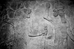 the British Museum, London (timotical) Tags: england blackandwhite bw digital f14 sigma thebritishmuseum 30mm schwarzundweiss d7000