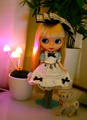 Alice's new Lolita Outfit. :)