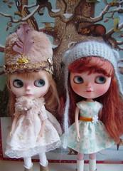 Sadie and Amélia