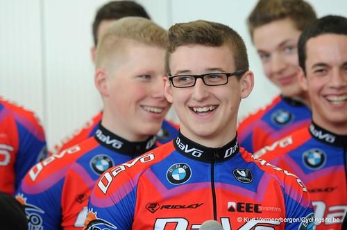 Ploegvoorstelling Davo Cycling Team (111)