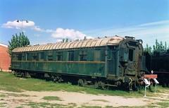 Coche de viajeros WR-3568. (Xavier Maraa.) Tags: de coches viajeros