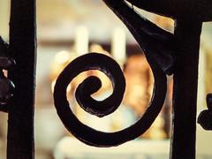 En spirale (JSEBOUVI : thanks for 1.9 million views !) Tags: vienna grille vienne fer spirale 2011 forg