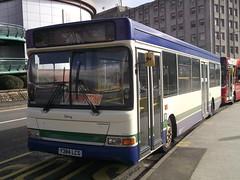 Howards Travel (fulton2014) Tags: warrington warringtoncoachways howardstravel sdc384 v384lcs
