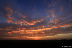 March of the Altocumulus (twinklespinalot) Tags: morning sunrise 1022mm altocumulus altocirrus canoneos700d cloudsstormssunsetssunrises