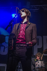 The Strypes (Nathalie Saleh) Tags: musician music white black colour fashion club liverpool concert strawberry mod village guitar gig arts band east singer fields beatles guitarist turning strypes