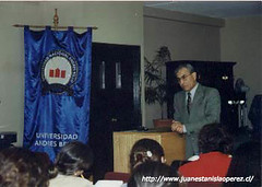 """Expositor Seminario """"Bases Curriculares de la Educación Parvularia"""""""