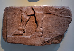 Bull carving from the side-chamber of the Treasury of Atreus at the British Museum (more of Elgin's handiwork), June 2012 (5telios) Tags: grave bronze ancient nikon tomb treasury bull age late nikkor minoan mycenae bronzeage atreus lba mycenaean latehelladic treasuryofatreus helladic 1855mmf3556gvr d3100 lhiii