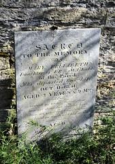Child's Grave (R~P~M) Tags: uk greatbritain england cemetery grave graveyard cornwall unitedkingdom headstone tomb tombstone churchyard fowey