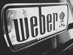Weber Logo (DennisGRILLT) Tags: new white black germany logo deutschland flickr bbq grill barbecue april barbeque brand grillen app weber sprit 2014 neuenstadt