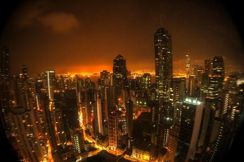 Hong Kong Gotham