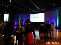 WELCOME - pintxo time (turiskopio) Tags: travel centre exhibition bilbao professional evento conference welcome bec turismo encuentro profesional ponencias welcome2014