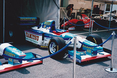 Benetton F1 (cerbera15) Tags: show fast 1999 donnington formula1 donny benetton benettonb194
