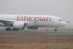 Ethiopian Airlines ET-AOT (shumi2008) Tags: ethiopian 787 dreamliner boeing787 cyyz
