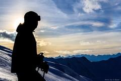 Hintertuxer Gletscher (SaschaHaaseFotografie) Tags: winter ski mountains austria sterreich hiking berge gletscher wandern zillertal hintertuxer