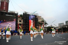 LOI_3816-2 () Tags: school color girl high guard band honor marching taipei  tfg