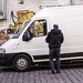 Man, Van, Graffiti