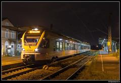 eurobahn ET 7.08 - 20099 (Spoorpunt.nl) Tags: station 26 flirt bahnhof april re avond 13 et 708 2014 kaldenkirchen 20099 eurobahn