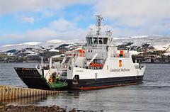 MV LOCHINVAR diesel / hybrid,Cumbrae (Time Out Images) Tags: scotland united north kingdom calmac mv ayrshire lochinvar cumbrae