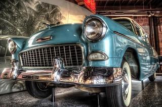 Chevy Chrome