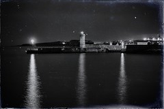 Buckie Harbour Old (Tidyshow) Tags: old uk sea lighthouse classic nature beautiful night vintage landscape scotland fishing harbour awesome united north scottish kingdom escocia highland schottland schotland ecosse buckie scozia skotlanti skotland skotsko škotska škotija eskosya