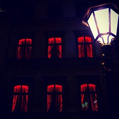 Roxanne's Red Light (bencreasey1) Tags: life city district poland krakow nighttime redlight extracurricular