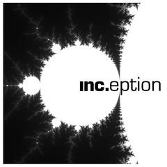 inc.eption (james_millington) Tags: monochrome logo graphicdesign fractal mandelbrot logotype inception 365daysofdesign