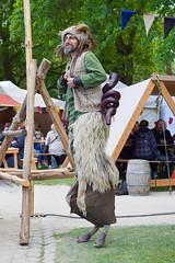 DSC_5075-4 (kytetiger) Tags: brussels market bruxelles medieval march cinquantenaire faune mdival etterbeek