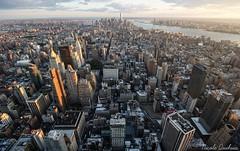 New York City (PrettyHungry) Tags: city nyc newyorkcity ny newyork manhattan aerial hudsonriver empirestate