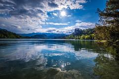 Lake Bled view - Slovenija (R.Smrekar-CH) Tags: lake reflection landscape d750 bled slovenija 000000 smrekar