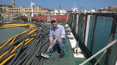 rgps pod gps survey (GEOCOSTE) Tags: malta calibration pods gyro fugro dgps geocoste