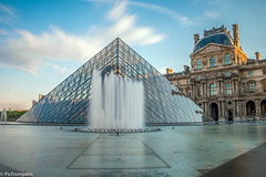 louvre (picfromparis) Tags: longexposure paris france architecture louvre parisian parisien