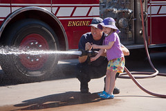 20160526_Tour_Tucson_Fire_Station_3_SHFN_and_St_Marks_0023.jpg (Ryan and Shannon Gutenkunst) Tags: usa water tucson az firetruck firestationtour firetruckhose stmarkspreschoolandkindergarten samhughesfamilynetwork zoeyfuchs tucsonfirestation3