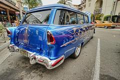 16th Annual Huntington Beachcruiser Meet (dmentd) Tags: chevrolet wagon chevy hotrod custom streetrod stationwagon