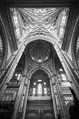 Of Shapes & Patterns #4 (BoXed_FisH) Tags: travel blackandwhite bw monochrome architecture mono andaluca spain interior sony religion wideangle monotone mosque unesco cordoba mezquita es crdoba archtitecture sonyalpha detailings sonyzeiss zeiss1635 sonya7 sel1635z sony1635mmvariotessartfef4zaoss sonyzeiss1635f4oss