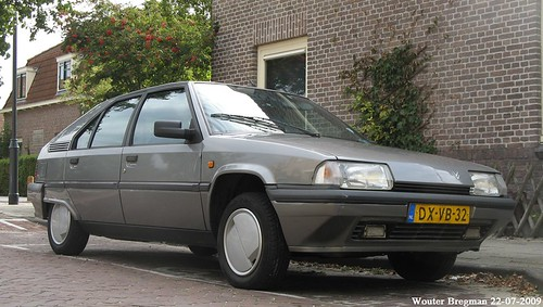Citroën BX TZD Turbo 1992