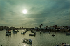 DSC_4777 (Miguelo.) Tags: sky espaa sun clouds digital landscape spain nikon huelva andalucia ayamonte 2013 blacklighting nikon5100 puntadelmoral provinciadehuelva