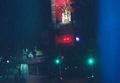 Pentax k1000 (fiumartinelli) Tags: city film sign sex shop analog 35mm dead uruguay photography lights is neon fuji pentax k1000 superia fujifilm mm montevideo fotografia 35 800 analogica xtra fujicolor