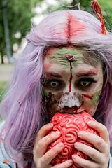 Zombie Ansku (Poupetta) Tags: helsinki ansku zombiewalk