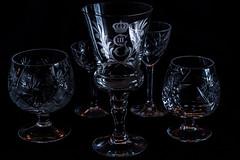 Glaskungen (MagnusBengtsson) Tags: glass reflections stilleben stillife glas reflektion fotosondag fs160529