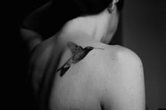 127. Hummingbird tattoo (krystyna.piliczewska) Tags: tattoo hummingbird