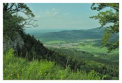distant view of Drrwangen (Balingen) (e27182818284) Tags: schwbischealb zollernalb albtrauf smcpk28mmf35
