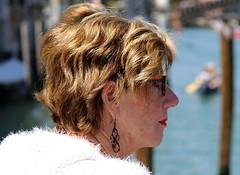 Lunch in Venice (hrunge) Tags: venice portrait italy woman spring candid blond portret lente janneke veneto candidportrait canalgrande veneti hotelbauer canoneos6d lensef70200mmf28lisiiusm lunchinvenice may2016 donnadivenezia hrunge