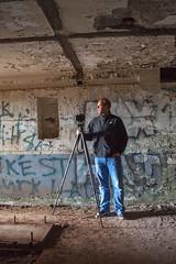 Chris Chabot (Thomas Hawk) Tags: california usa abandoned america graffiti unitedstates military marin unitedstatesofamerica battery marincounty marinheadlands mendel northbay fav10 militarydecay batterymendel chrischabot