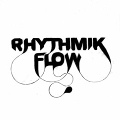 RHYTHMIK FLOW logo drawing (WILLPOWER STUDIOS) Tags: fashion logo typography design graphicdesign drawing curves lifestyle identity lettering logotype 2016 rhythmikflow