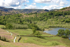 Rydal Water (ParkyPie) Tags: light sunset nature beautiful walking day escape getaway walk rydal grasmere lakedistrict peaceful cumbria stunning windermere dayout