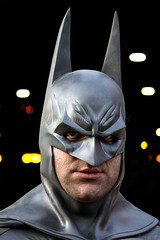 Caped Crusader (l plater) Tags: cosplay batman dccomics brucewayne sydneyolympicpark capedcrusader thedarkknight supanovaexposydney2016